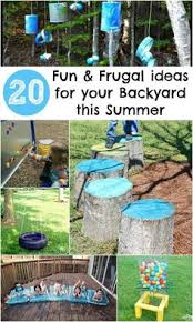 Backyard Play Ideas by Diy Backyard Ideas For Kids Activities For Kids Pinterest