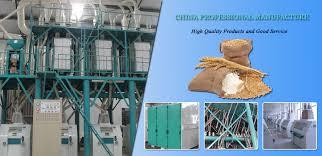 10 T 24hr Wheat Flour Milling Machine U2013 Shijiazhuagn Hongdefa