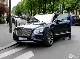 bentley bentayga 2016 price bentley bentayga 11 may 2016 autogespot