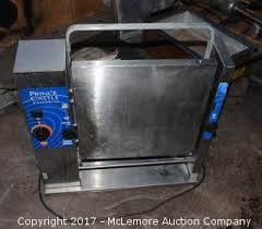 Bun Toaster Prince Castle Mclemore Auction Company Inventory Reduction For L U0026 L