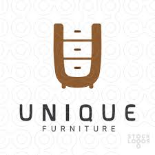 Home Decoration Logo Exclusive Customizable Logo For Sale Unique Furniture