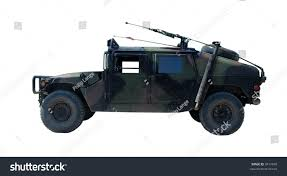 us military vehicle hummer h1 isolated stock photo 3417640