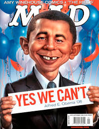Yes We Can Meme - mad magazine september 2008 yes we can t incredible cartoons