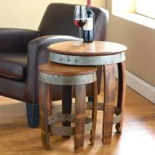 crate and barrel nesting tables crate and barrel cabinet crate and barrel nesting tables wine barrel