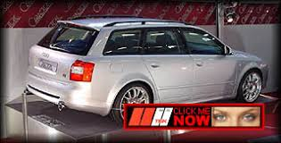 audi b6 kit caractere kit styling and tuning for the audi a4 b6 8e sedan