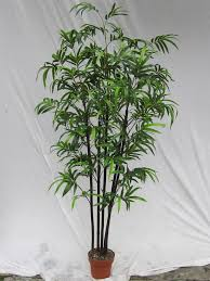 factory direct wholesales size artificial tree lucky bamboo