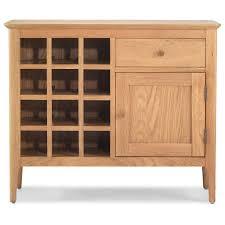 eskdale oak wine rack sideboard cumbria oak