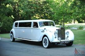 limousine rolls royce 1949 bentley mark vi saloon chassis rolls royce body 100
