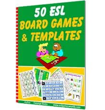 esl games board games card games game templates ppt
