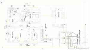 1 kanal house design with basement gharplans pk