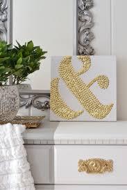 lettre decorative metal décoration murale en métal pour donner un air de luxe à l u0027espace