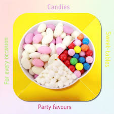 Candy Topiary Centerpieces - photos tagged with candycraft