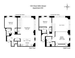 Manhattan Plaza Apartments Floor Plans by Windsor Park 100 West 58th St Apartments Manhattan Scout