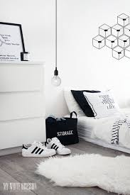 Best  Monochrome Bedroom Ideas Only On Pinterest Black White - Ideas for black and white bedrooms