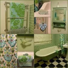 Bathroom Tile Glaze Retro Green Bathroom Tile Ideas And Pictures