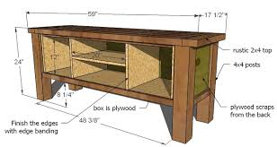 diy tv cabinet plans diy do it your self