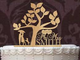 Funny Wedding Cake Toppers Rustic Wedding Cake Topper Personalized Cake Topper Funny