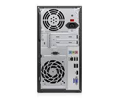 ordinateur de bureau intel i5 hp pavilion 570 p010nf pc de bureau noir intel i5 8 go de ram