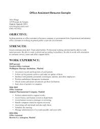 how to write a simple resume format simple resume sle prettify co