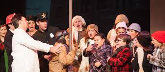theater review story charms in new musical