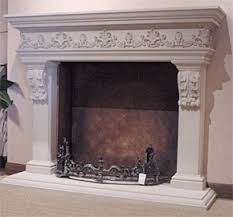 Custom Fireplace Surrounds by About Souther Architectural Cast Stone Products Architectural