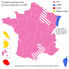 France Region Map by File France Regions Political Map 2007 Fr Svg Wikimedia Commons
