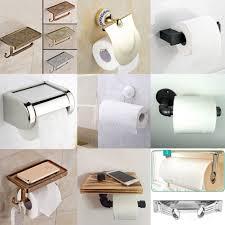toilet paper shelf bathroom toilet paper roll tissue holder wall mount rack shelf