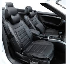 car seat covers for honda jazz free shipping wholesales fiber leather car seat cover for ford