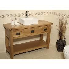 Valencia Bathroom Furniture Valencia Rustic Oak Bathroom Vanity Best Price Guarantee