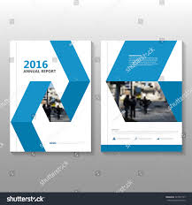 hr annual report template blue vector annual report leaflet brochure stock vector 397507747 blue vector annual report leaflet brochure flyer template design book cover layout design