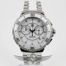 bracelet diamond watches images Tag heuer formula 1 stainless steel white ceramic bracelet diamond jpg