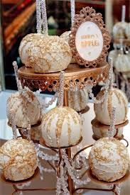 rose gold candy table old hollywood candy dessert table gold and white