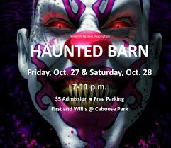 Perry Haunted Barn Second Opinion Theperrynews