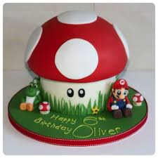 mario cakes fandomfriday coolest mario cakes