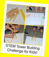 stem for kids tower building challenge wikki stix