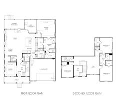 Ellington Floor Plan Thornhill Model U2013 4br 4ba Homes For Sale In Wesley Chapel Nc