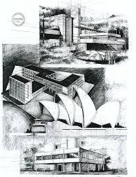 falling water house on behance