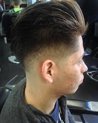 Pompadour Hairstyles For Men by Pompadour Fade Teens Mens Hairstyles Cool Haircuts For Men