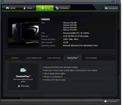 Cpu Info by Shadowplay Does Not Regognize My Cpu Geforce Forums