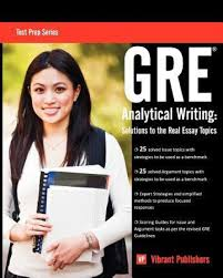 gre awa sample essays free download gre analytical writing solutions to the real essay topics buy gre analytical writing solutions to the real essay topics add to cart