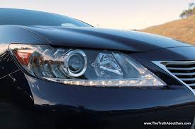 vsc light in lexus es 350 review 2013 lexus es 300h hybrid video the truth about cars
