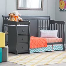 Convertible Cribs With Attached Changing Table 3 Convertible Ba Cribs With Attached Changing Tables Baby