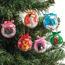 Cheap Bulk Christmas Decorations Uk by Transparent Hanging Baubles