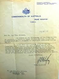 thanksgiving letter for hospitality a thank you from australia museum of australian democracy at old