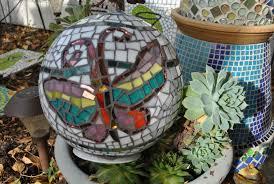 Garden Gazing Globes Deco Balls The Craft Kit Blog The Craft Kit