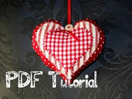 free christmas heart tutorial while it is always fun to put
