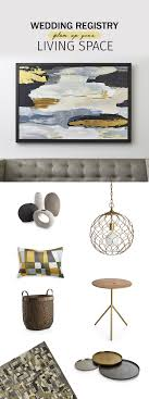 bridal registry ideas stylish picks with crate and barrel the wedding registry wedding