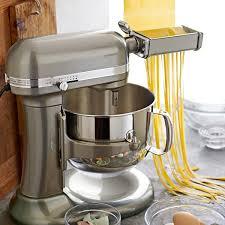 kitchenaid stand mixer pasta roller attachment williams sonoma au