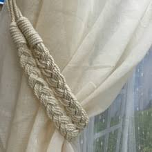 Drape Hooks Compare Prices On Curtain Tieback Hooks Online Shopping Buy Low
