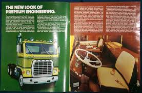 Vintage Ford Truck Advertisements - the carchive the u002774 ford w series hooniverse